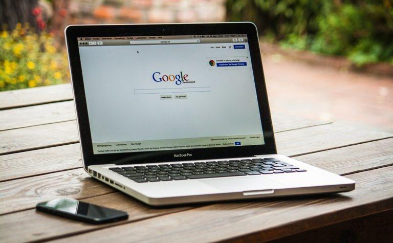 Pozycjonowanie strony internetowej w Google