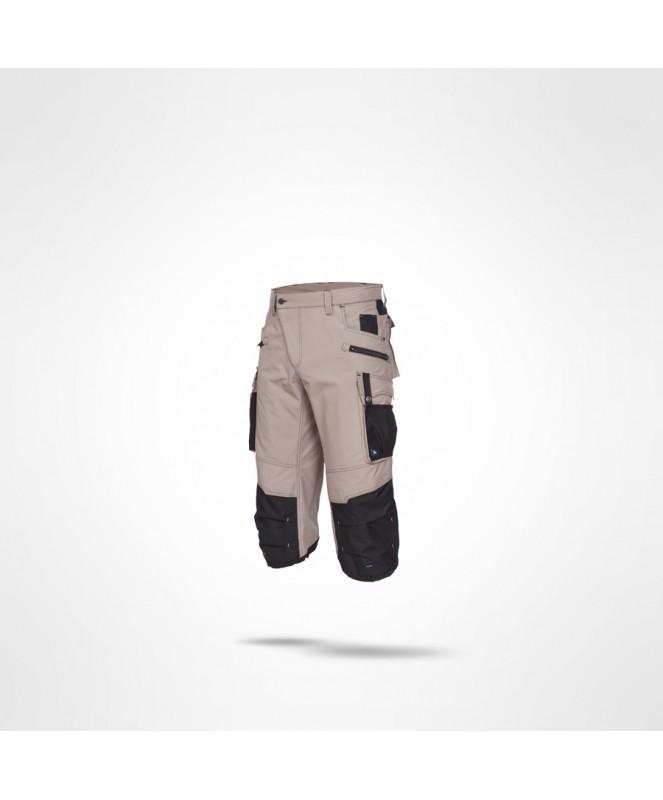 Spodnie robocze 3/4 – gdzie można je zakupić?