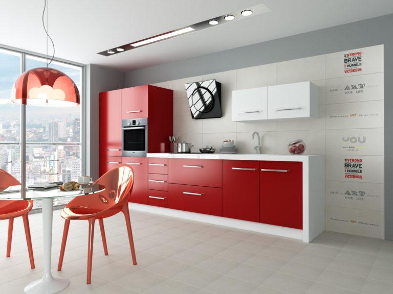 Aranżacja kuchni – płytki podłogowe
