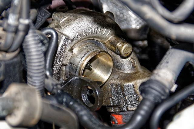 Turbosprężarkę można zregenerować niedrogim kosztem