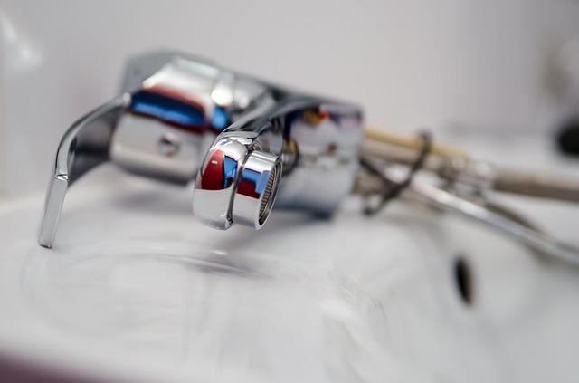 Problemy z brodzikiem – zatkana rura