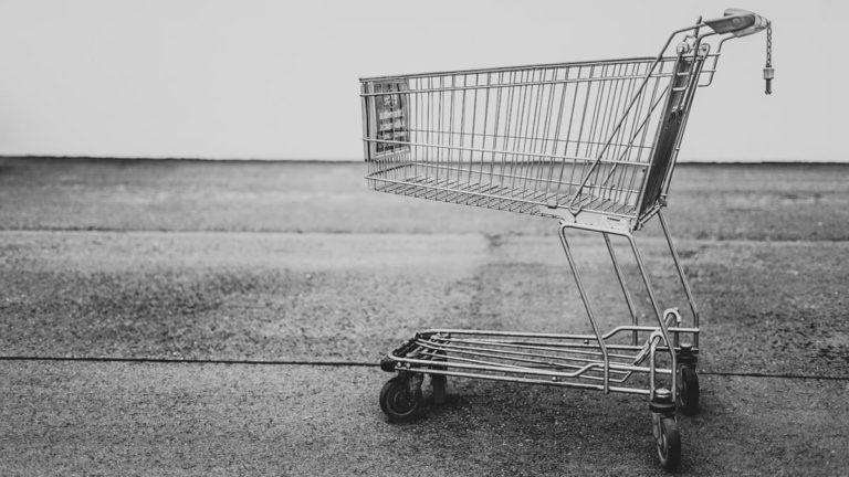 Zakupy w sieci Biedronka