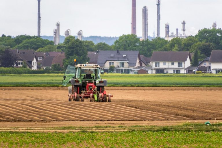 Serwisowanie maszyn rolniczych