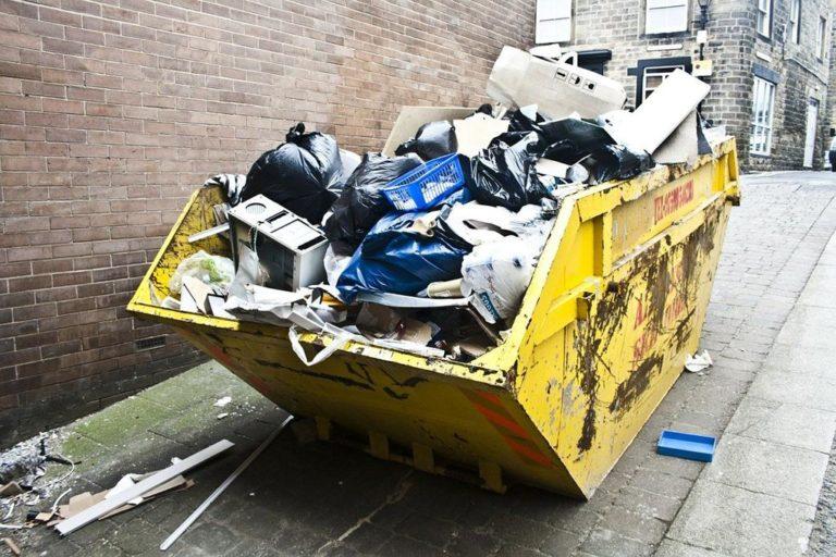 Co zrobić kiedy mamy zbyt wiele odpadów wielkogabarytowych?