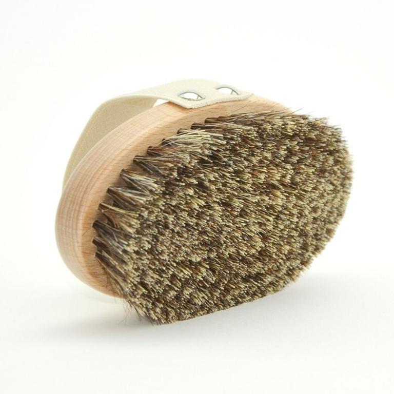Czy macie już odpowiednie szczotki do masażu na sucho?