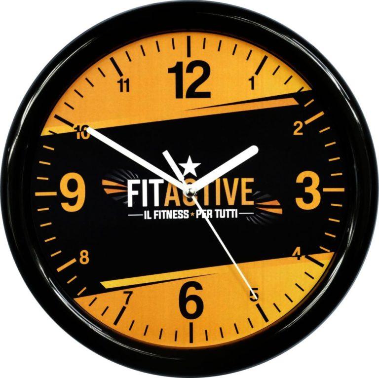 Zegary ścienne są popularną formą marketingu