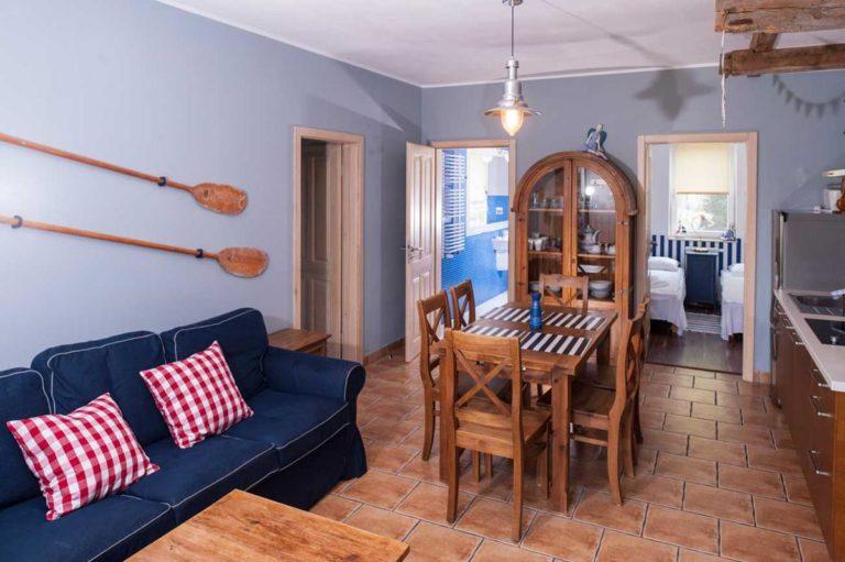 Zarezerwuj komfortowy apartament na wakacje